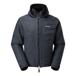 Hooded Belay Jacket Black