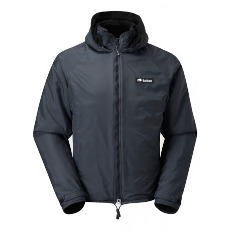 Hooded Belay Jacket Svart